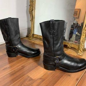 Boulet  motorcycle leather boots